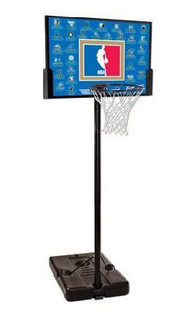 ★お取り寄せ商品 送料無料★ スポルディング【SPALDING】 バスケットゴール屋外用 NBAチームシリーズ  61-501CN