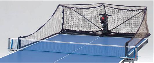 SANEI 三英 卓球マシン ロボポン2040♪ ロボポン専用ケース(11-089)が付きます! 【送料無料】