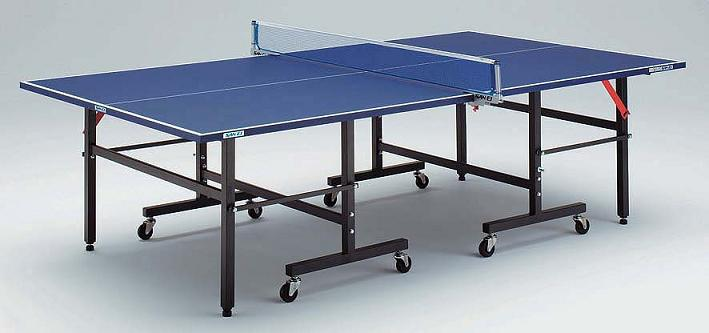 SANEI 三英 サンエイ 卓球台 セパレート式 卓球台 (入門者・ファミリー向け) IS400DX 18335