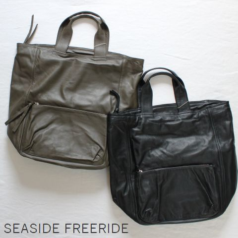【Coupon10%OFF&マラソン連動ポイント最大43倍】11/4 20:00~11/10 23:59 NAVY SALT STORE(SEASIDE FREERIDE)CE BAG 2color16b-ns-sfr1394