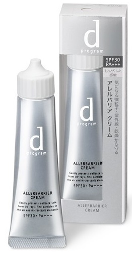 Shiseido d program aller barrier cream (35 g)