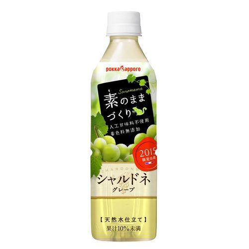 Expiration date [N]: 8/12/2016 pockasapporo still making Chardonnay natural water tapping PET (500 ml)