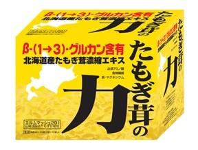 [A]お得♪ポイント5倍♪】 たもぎ茸の力 (42mlx30袋) 健康食品