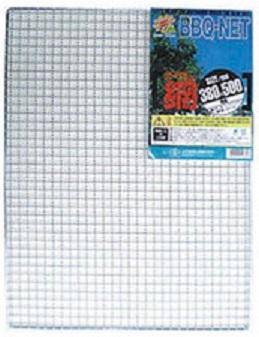 土井金属 BBQ 網 M 380×500 (1枚入り) バーベキュー