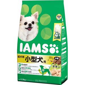 J マース アイムス 成犬用 小型犬用 ドッグフード 超定番 小粒 チキン味 2.3kg ドライフード 格安店