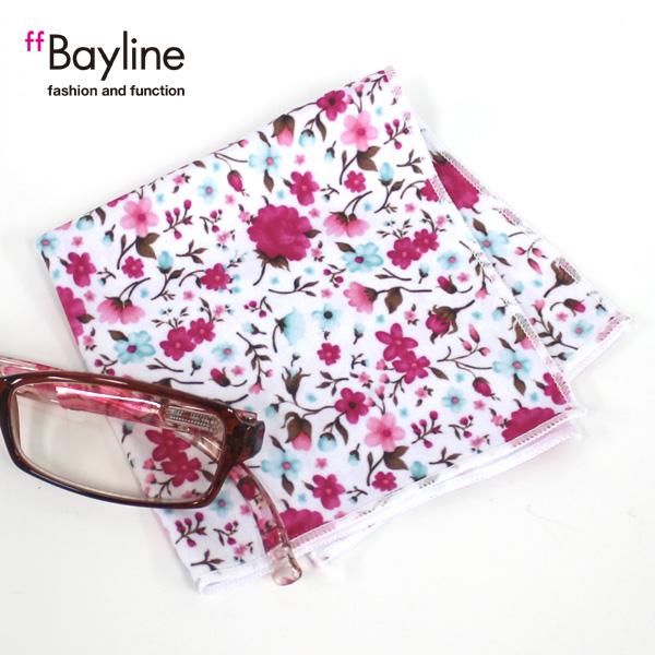 おしゃれで可愛いメガネ拭き ≪おしゃれで可愛い眼鏡拭き ≫フラワー柄 ピンク 花柄 小花柄 プレゼント 期間限定で特別価格 眼鏡小物 公式サイト 雑貨 おしゃれ 女性