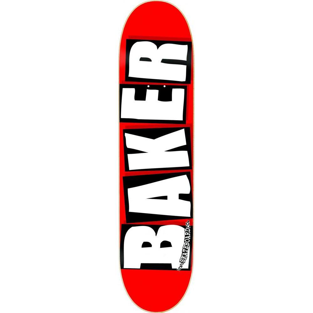 Baker Logo Deck WHITE ベーカー ベイカー スケートボードskateboard sk8 スケボー あす楽対応 リザード キング SHAKE JUNT ジム グレコ スポーツ・アウトドア ストリート系スポーツ デッキスケートボード スケボー sk8 デッキ