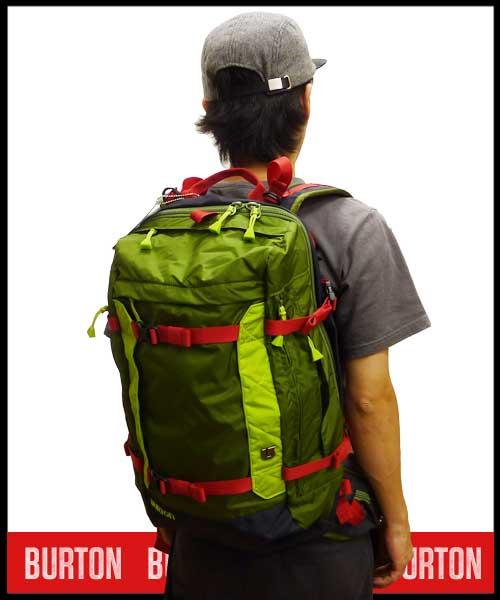 【バートン国内正規品】BURTON Rider's Pack [25L] (Avocado Ripstop)バッグ 小物 ブランド雑貨 メンズバッグ リュック・デイパック ハ行