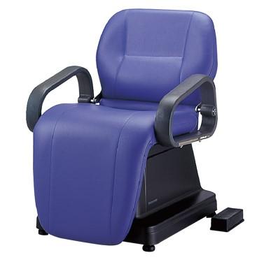 電動シャンプー椅子 80AE 固定式 SA80<br> メーカー直送 代引き不可 取り寄せ商品A
