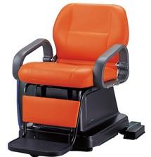 電動シャンプー椅子 82AE ステップ式 SA52<br> メーカー直送 代引き不可 取り寄せ商品A