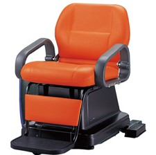 電動シャンプー椅子 82AE ステップ式 SA80【メーカー直送 代引き不可】