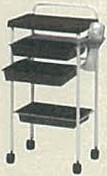 【メーカー包装済】 TS-065 代引き不可 セット台 セット台 ナチュラルグレー<br> メーカー直送 代引き不可, カンオンジシ:b3fff3c6 --- fabricadecultura.org.br