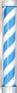 日本限定 喜田 K-3637 喜田 K-3637 サインポール スカイブルー<br> メーカー直送 メーカー直送 代引き不可, 驚きの安さ:6afa91c6 --- canoncity.azurewebsites.net