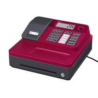 カシオ電子レジスタ SE-G2 レッド 取り寄せ商品A