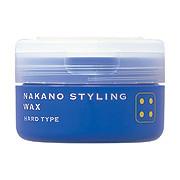 ヘアワックス 1個 定形外郵便発送 中野製薬 ナカノ 90g 倉庫C 4 スタイリングワックス メーカー直送 ハードタイプ 返品交換不可