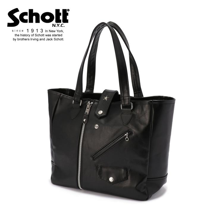 Schott/ショット 公式通販 | RIDERS TOTE BAG/ライダース トートバッグ