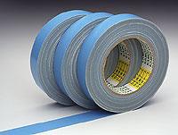 カモイ加工紙 建築外装用布テープNo.6500 25mm x 25m巻(60巻入)x2箱