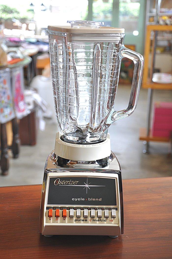 Osterizer 奥斯特老式搅拌器混合周期/parsma 鸡 10 Osterizer 搅拌机榨汁机