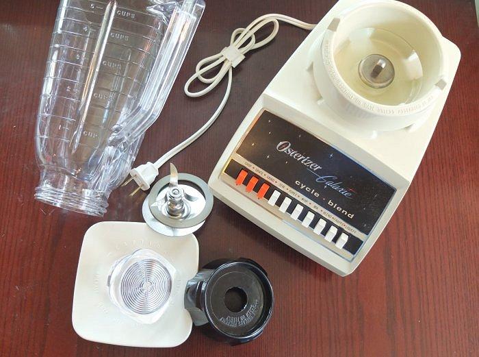 オスタライザー Brenda vintage original Galaxy cycle blending Osterizer Blender juicer