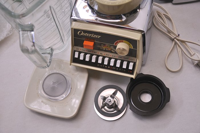 オスタライザー vintage Blender Osterizer of parsma TIC 10 mixer