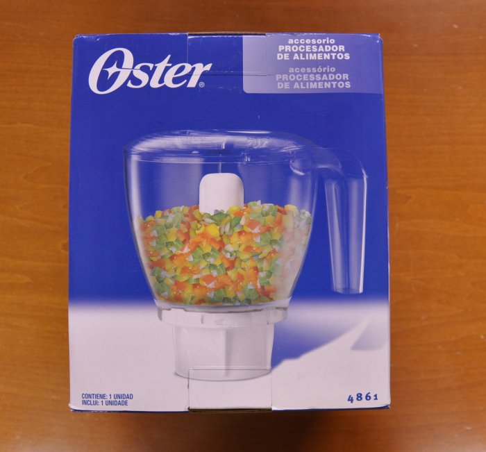 オスタライザー Oster food processor present brand new original Osterizer Oster cooker