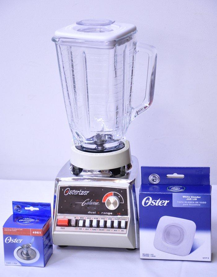 オスタライザー vintage-Brenda Galaxy dual range 14 Osterizer Blender