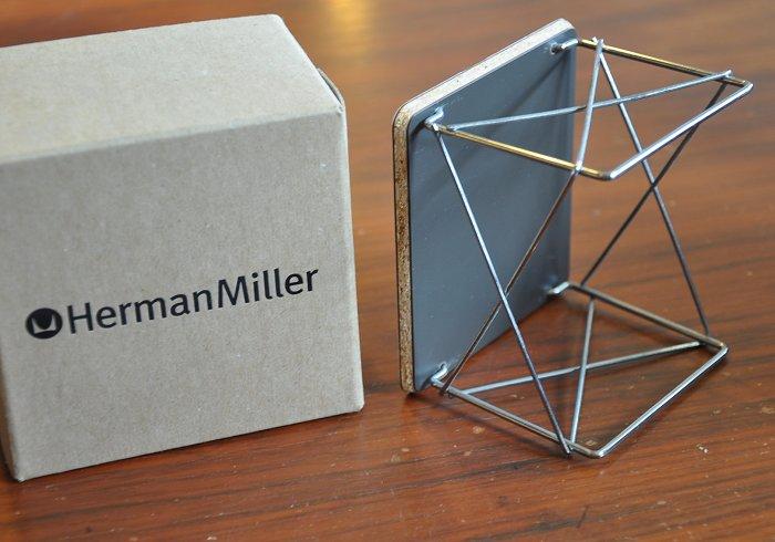 赫尔曼 · 米勒埃姆斯 LTR 表微型 Herman Miller 真正微型赫尔曼 · 米勒