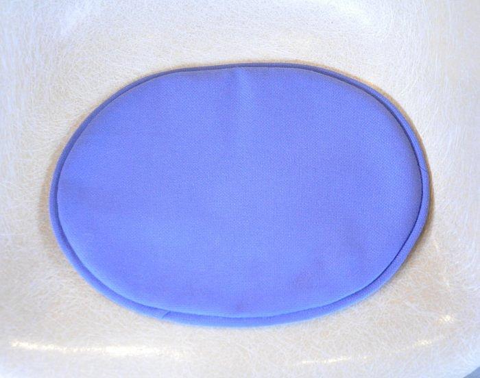 For Eames seat pad Alexander Gerard Emerald Checker SCOOPS original