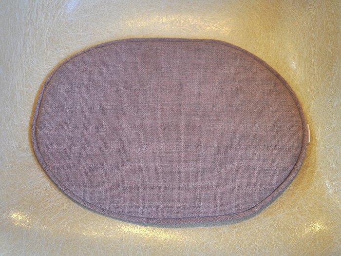 For Eames seat pad Alexander Gerard Miller stripe-neutral SCOOPS original