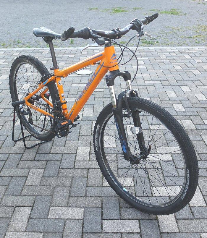 MERIDA MATTS 6.5V メリダ マッツ 2016年式 MTB クルージングバイク 自転車 通勤 ジテ通