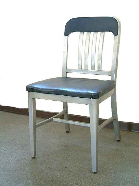 Tough Aluminum Chairs Good Form Navy Approved United States Navy Chair  GOODFORM
