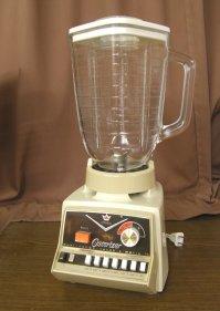 オスタライザー Brenda vintage and original Imperial dual-range touch-a-Matic 14 Osterizer Blender juicer
