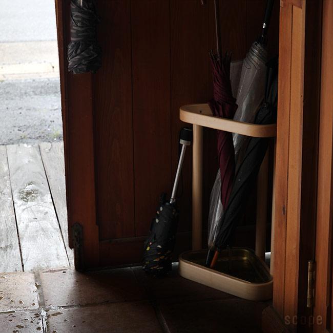 アルテック / 115 アンブレラスタンド バーチ [artek Umbrella stand 傘立て]