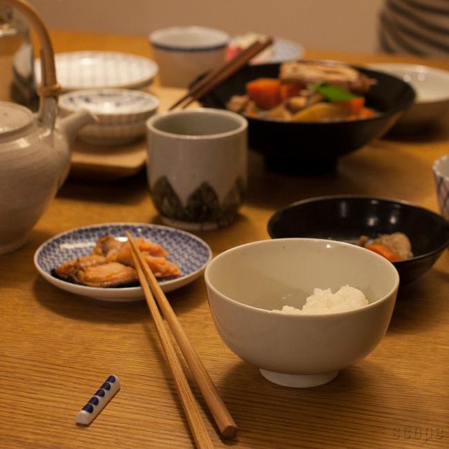東屋>和の食卓>花茶碗>土灰