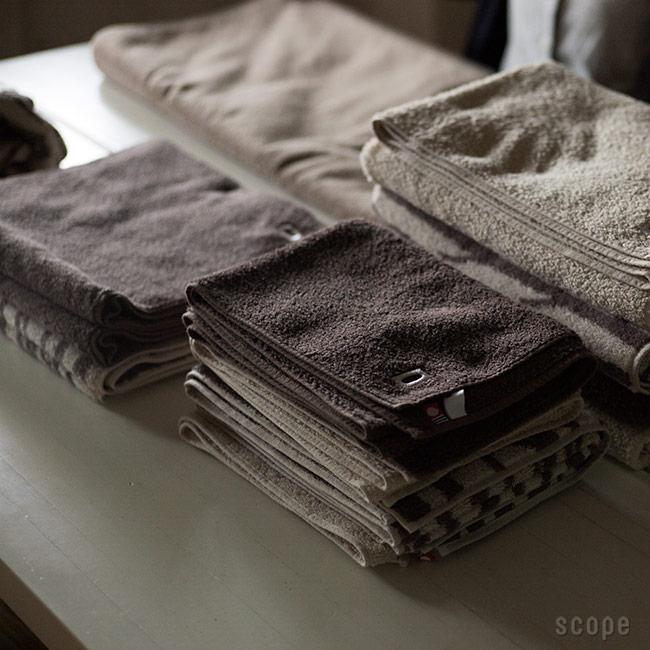 スコープ ハウスタオル 40%OFFの激安セール 交換無料 ベージュ フェイスタオル towel house scope