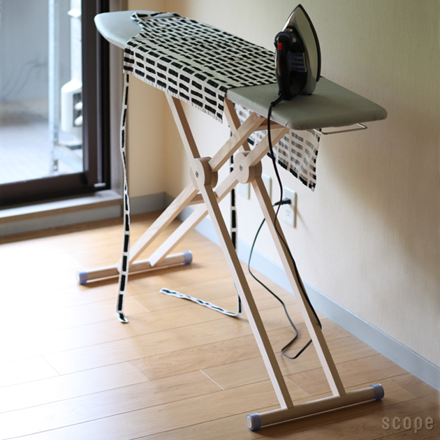 サイド バイ サイド / Ironing Board Au Pair [SIDE BY SIDE]