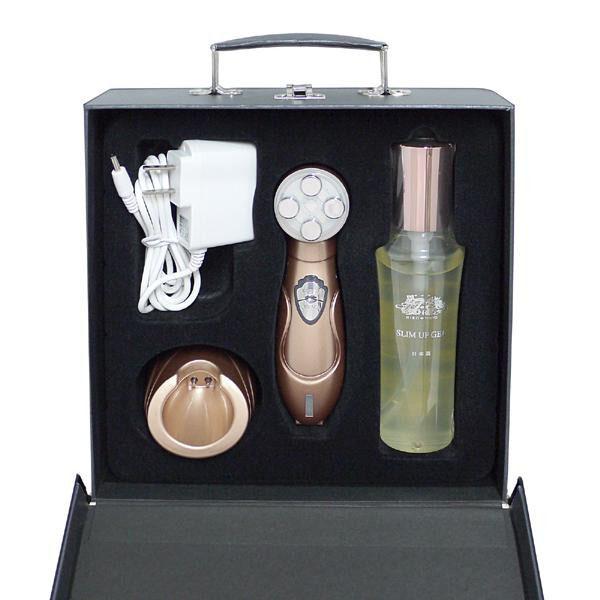 HiROSOPHY ヒロソフィー 美顔器 ポレイスト PORAIST (本体+美容液セット) 6つのコアテクノロジーを採用した美顔器です。 送料無料