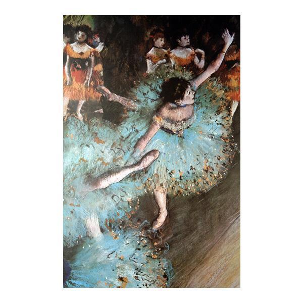 プリハード エドガー・ドガ バランスをとる踊り子 M8号 額縁A 4668 エドガー・ドガの複製画です。