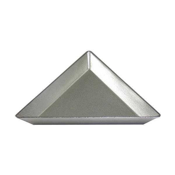 高岡銅器 TRI(トライ) 浅鉢 大 187-05 三角形のテーブルウエア