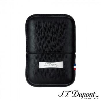 S.T. Dupont エス・テー・デュポン 「ライン2」&「キャツビー」 ライターケース ブラック 180324 180324 妥協無しに作りました