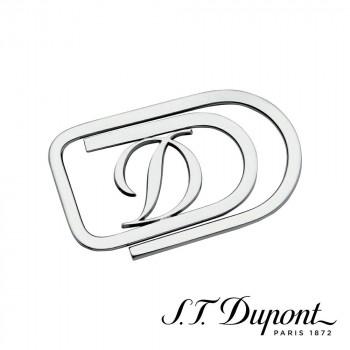 S.T. Dupont エス・テー・デュポン マネークリップ パラディウム 003005 003005 1872年創業のフランスのラグジュアリーブランド