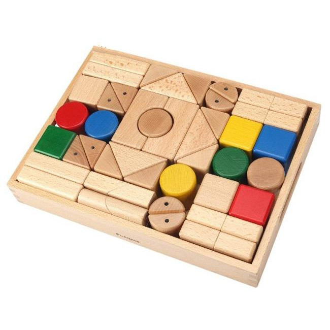 PlayMe トランスフォーマーブロックス B0903 丸・三角・四角の積み木セットです。