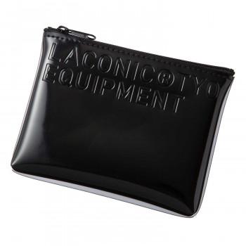 DANIEL ポーチS 黒 物品 宅配便送料無料 デイリーユースを楽しめる LD01-120BK