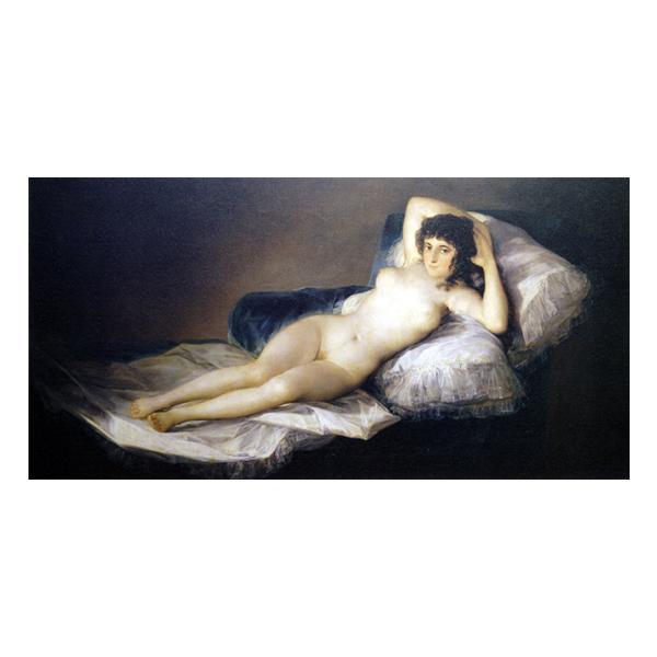 プリハード フランスコ・デ・ゴヤ 裸のマハ M20B号 額縁A 8710 フランスコ・デ・ゴヤの複製画です。