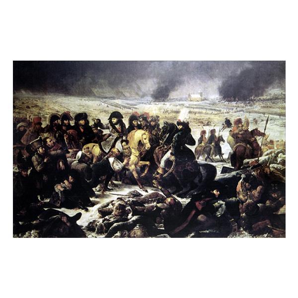 プリハード アントワーヌ=ジャン・グロ エイローの戦闘 M20A号 額縁A 8164 アントワーヌ=ジャン・グロの複製画です。