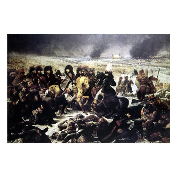 プリハード アントワーヌ=ジャン・グロ エイローの戦闘 M20A号 額縁D 8164 アントワーヌ=ジャン・グロの複製画です。