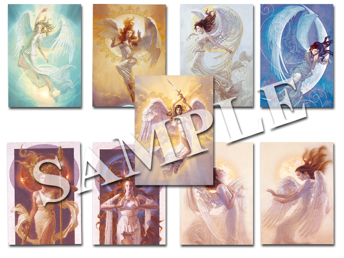 【クーポン発行中】【天界光カード】全9種各1枚 お試しセット 送料無料