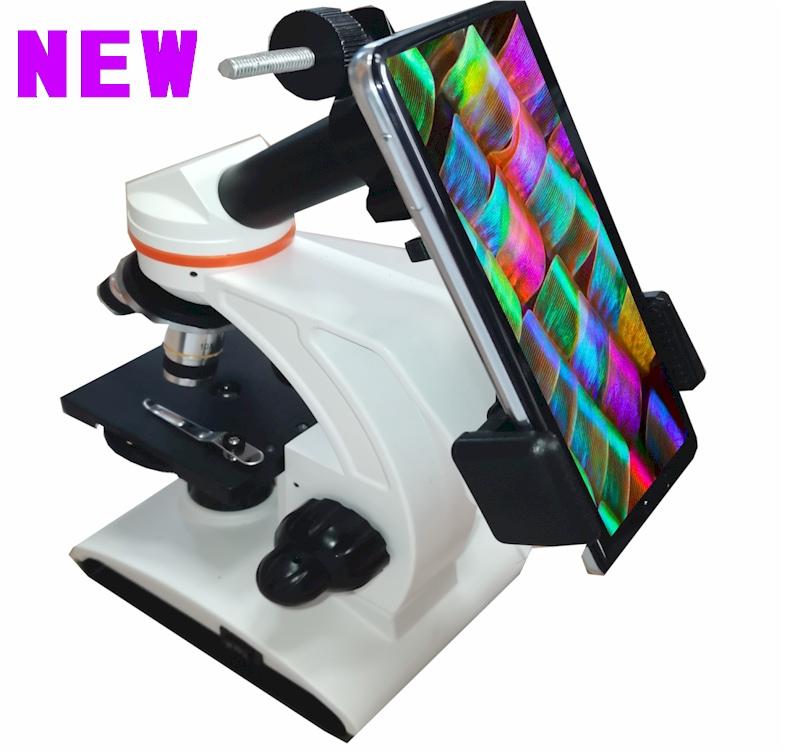 顕微鏡 光学顕微鏡 プロ業務用 お気に入り 自由研究 学校 子供 大人最大1600倍�解像度スマホ 宅送 Iphone対応ホルダー 初心者 小型 コンパクト おすすめランキング 電子基板 アウトドア 2電源簡�使い方 こども