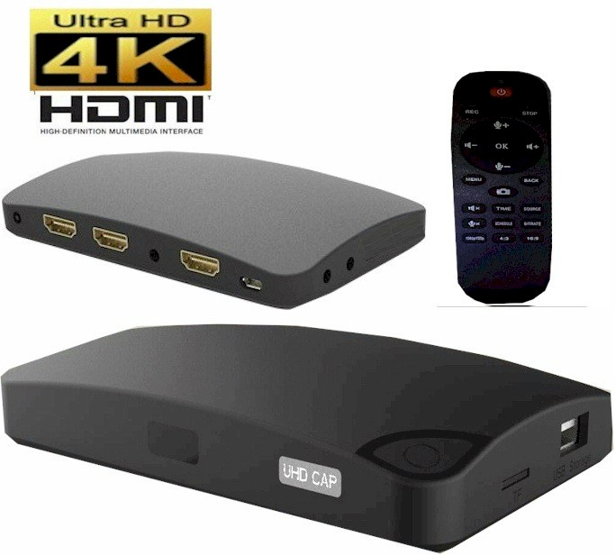 UHD 4Kビデオレコーダー HDD録画 HDDレコーダー PCビデオキャプチャー機能 CAT PRO HD1300 4Kテジダルビデオレコーダー