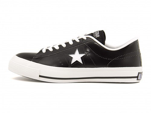 Converse men low frequency cut sneakers one star J MADE IN JAPAN casual daily street ONE STAR J converse 32346511 black white